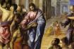 Jesus Healing the BlindEl Greco